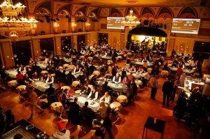 Bordsspel pa Casino Baden