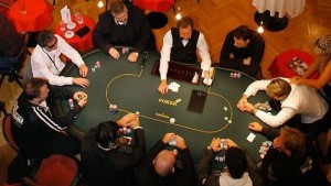 Poker pa Casino Baden