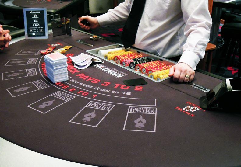 black jack regeln casino