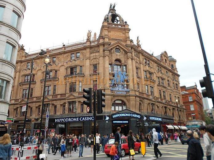 Hippodrome Casino London Recension